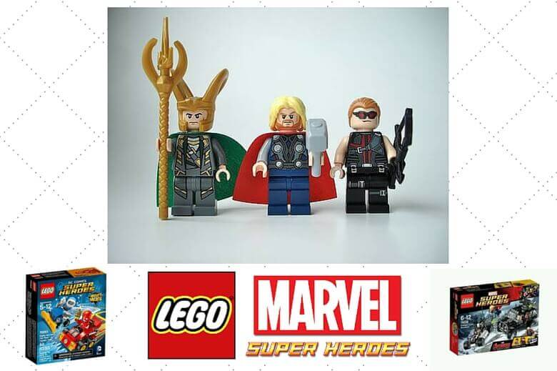 Lego Marvel Super Hero Milano