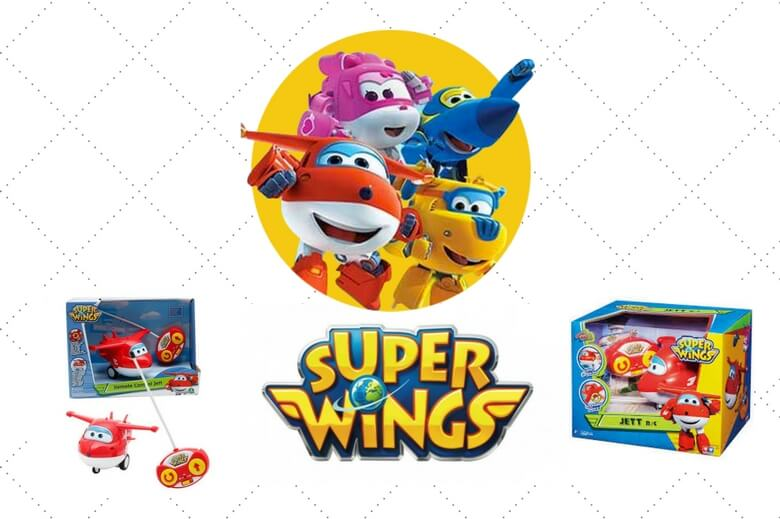 SuperWings a Milano
