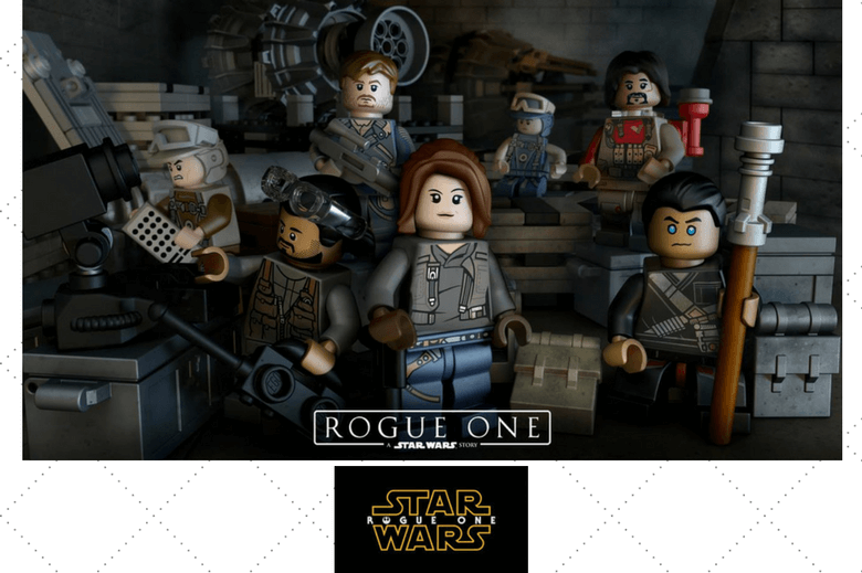 Star Wars, Giochi Del Film Rogue One A Milano