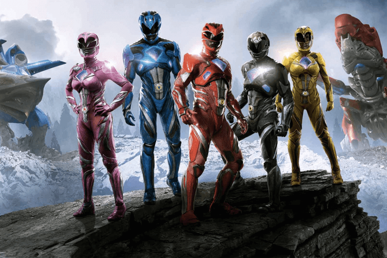 Power Rangers Milano
