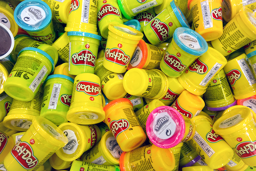 Scopri Il Mondo Di Play Doh