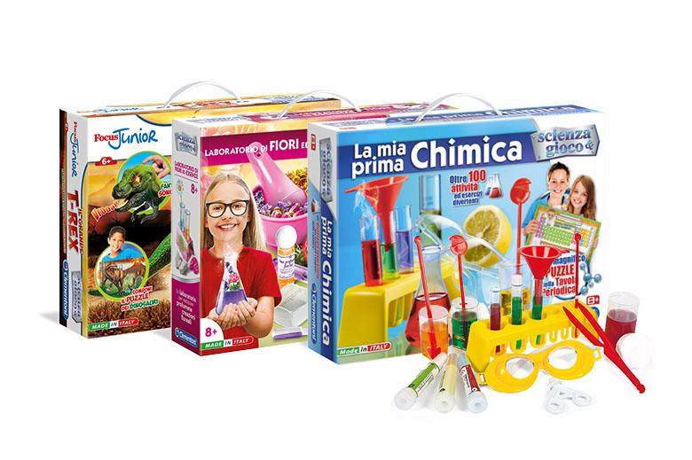 Giochi Scientifici Clementoni: Imparare Divertendosi!