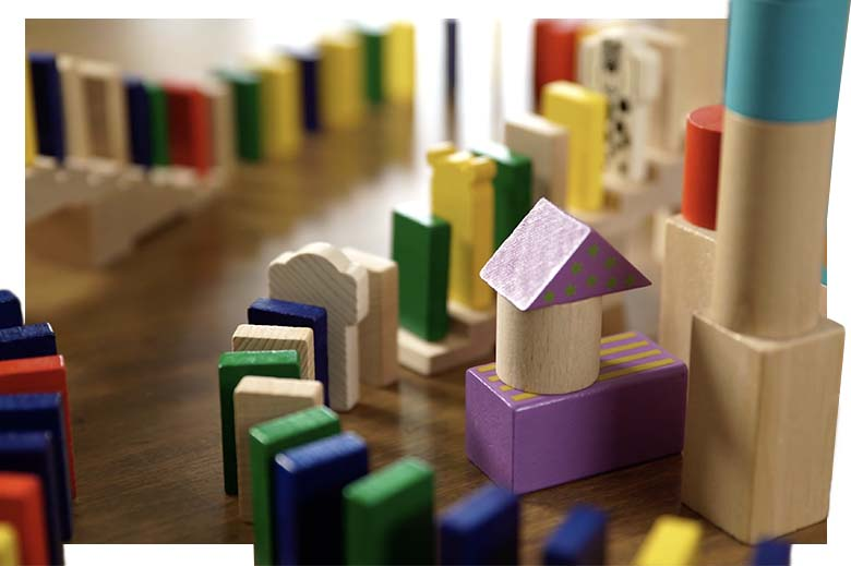 Relive Your Childhood With The Timeless Charm Of Wooden Toys