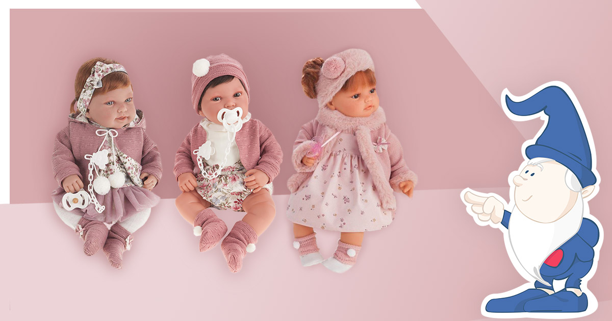 The Wonderful World Of Antonio Juan Reborn Dolls