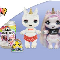 Poopsie Surprise Unicorn: cuccioli di unicorno e slime coloratissimo