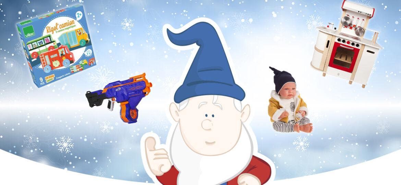 Idee regalo per Natale per bambini da o a 10 anni